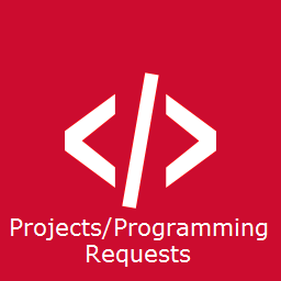 Projects/Programming Requests